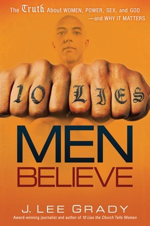 Okładka książki 10 Lies Men Believe