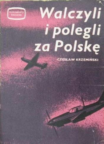 Okładka książki Walczyli i polegli za Polskę
