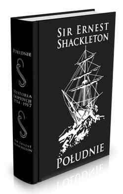 Okładka książki Południe: historia ekspedycji Ernesta Shackletona z lat 1914-1917