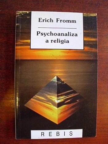 Okładka książki Psychoanaliza a religia