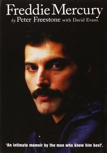 Okładka książki Freddie Mercury. An intimate memoir by the man who knew him best