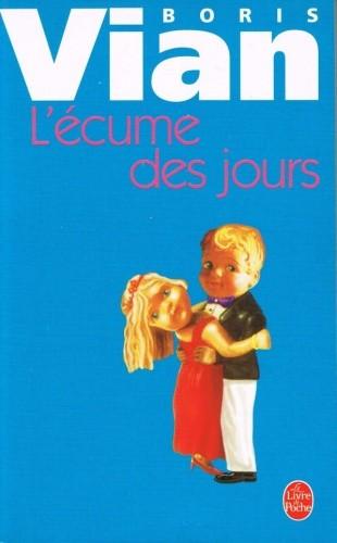 Okładka książki L'Écume des jours