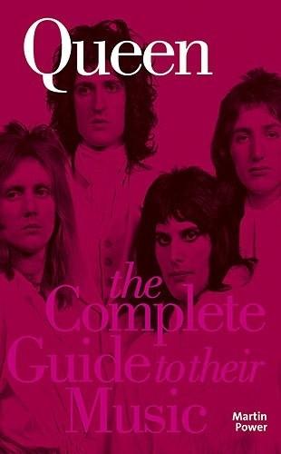 Okładka książki Queen - Przewodnik po ich muzyce