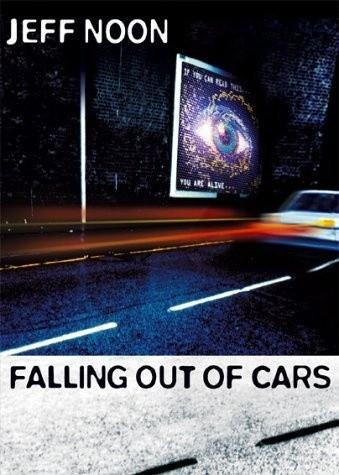 Okładka książki Falling Out of Cars