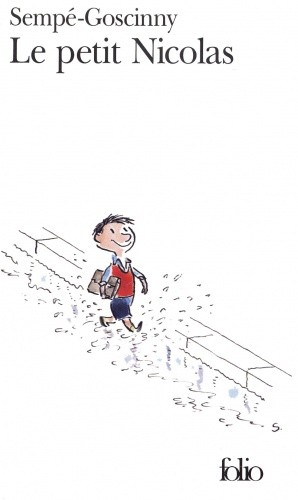 Okładka książki Le Petit Nicolas