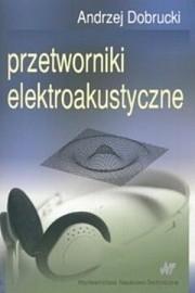 Okładka książki Przetworniki elektroakustyczne
