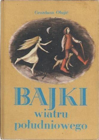 Okładka książki Bajki wiatru południowego