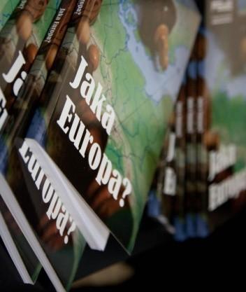 Okładka książki Jaka Europa?