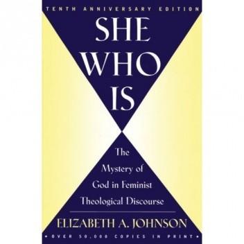 Okładka książki She Who Is