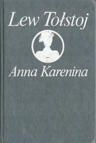 Okładka książki Anna Karenina. Tom I