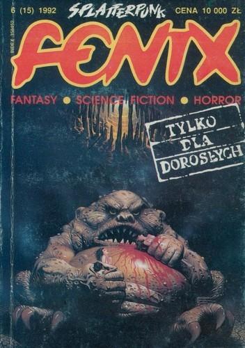 Okładka książki Fenix 1992 06 (15)