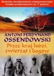 Okładka książki Przez kraj ludzi, zwierząt i bogów (konno przez Azję Centralną)