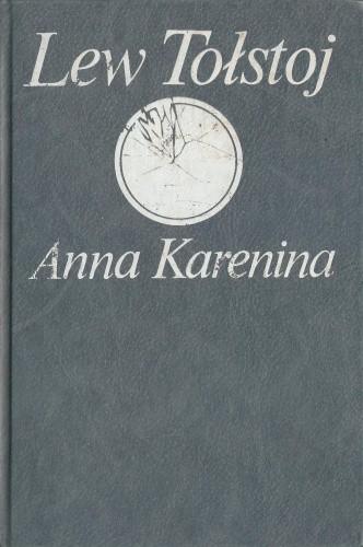 Okładka książki Anna Karenina. Tom II