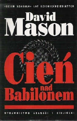 Okładka książki Cień nad Babilonem