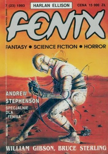 Okładka książki Fenix 1993 07 (23)