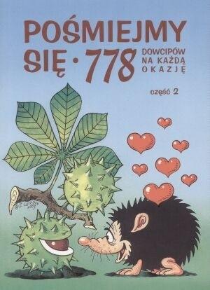 Okładka książki Pośmiejmy się. 778 dowcipów na każdą okazję