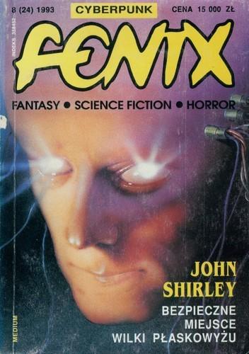 Okładka książki Fenix 1993 08 (24)