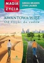 Okładka książki Kwantowa więź - od fizyki do cudów