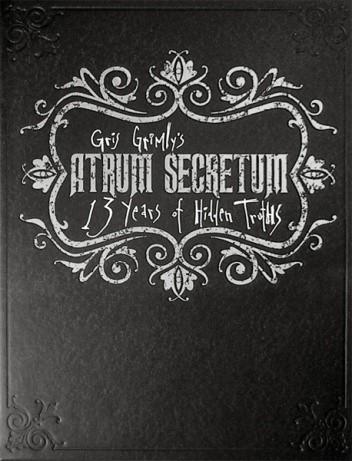 Okładka książki Atrum Secretum