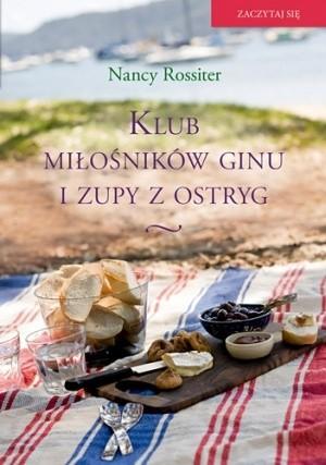 Okładka książki Klub miłośników ginu i zupy z ostryg