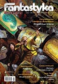 Okładka książki Fantastyka Wydanie Specjalne 1 (38)/2013