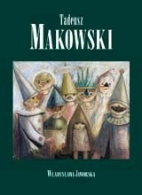 Okładka książki Tadeusz Makowski