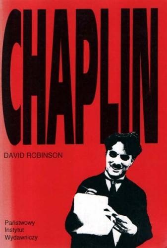 Okładka książki Chaplin. Jego życie i sztuka