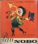 Okładka książki Pan Nobo. Dalsze przygody Poziomki