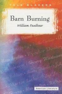 Okładka książki Barn Burning