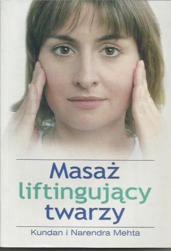 Okładka książki Masaż liftingujący twarzy