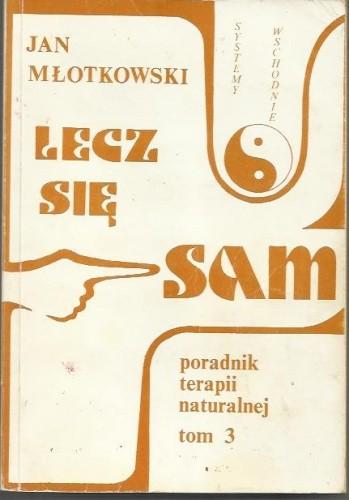 Okładka książki Lecz się sam t,3