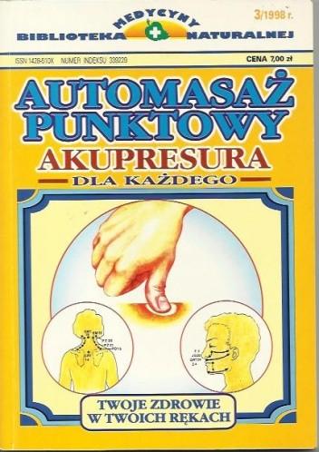 Okładka książki Automasaż punktowy