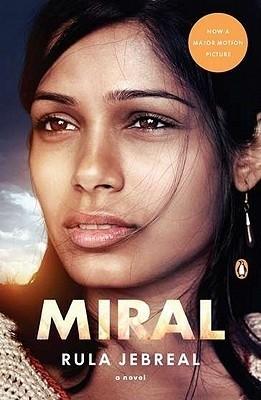 Okładka książki Miral