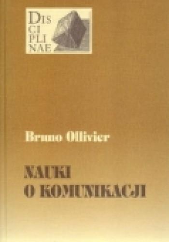 Okładka książki Nauki o Komunikacji. Teoria i praktyka