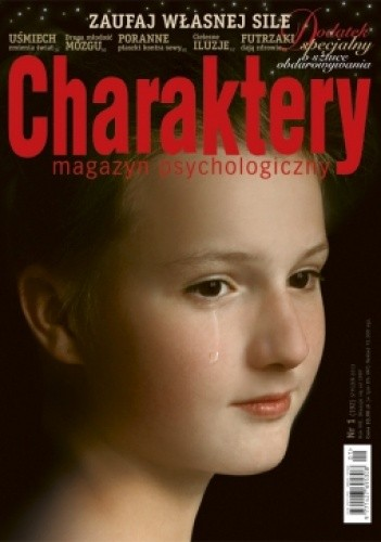 Okładka książki Charaktery, nr 1 / 2013