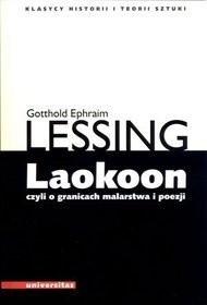 Okładka książki Laokoon, czyli o granicach malarstwa i poezji