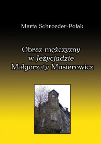 Okładka książki Obraz mężczyzny w Jeżycjadzie Małgorzaty Musierowicz