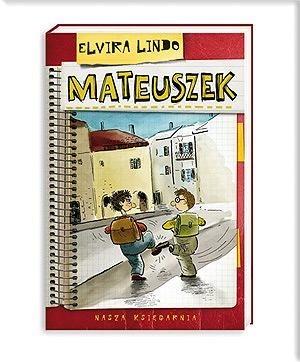 Okładka książki Mateuszek