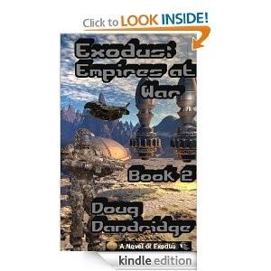 Okładka książki Exodus: Empires at War: Book 2