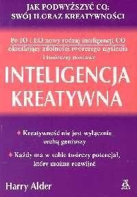 Okładka książki Inteligencja kreatywna