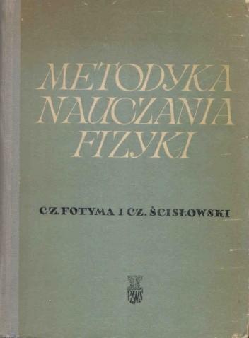 Okładka książki Metodyka nauczania fizyki