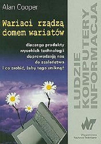 Okładka książki Wariaci rządzą domem wariatów