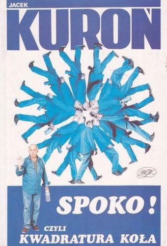 Okładka książki Spoko! czyli kwadratura koła