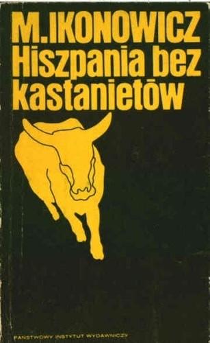 Okładka książki Hiszpania bez kastanietów