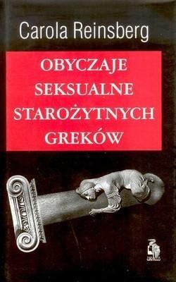Okładka książki Obyczaje seksualne starożytnych Greków