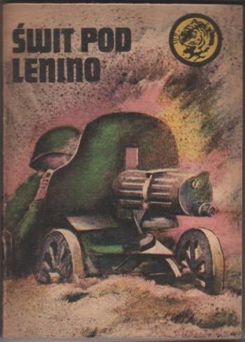 Okładka książki Świt pod Lenino