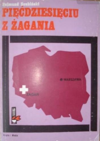 Okładka książki Pięćdziesięciu z Żagania