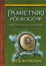 Okładka książki Pamiętniki półbogów