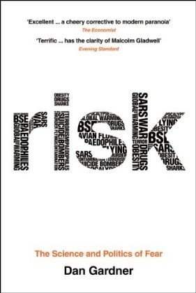Okładka książki Risk: The Science and Politics of Fear