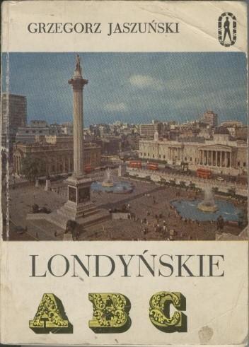 Okładka książki Londyńskie ABC